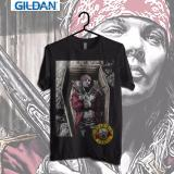 Harga Gildan Custom Tshirt Guns And Roses Die Gildan Ori