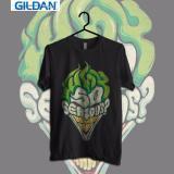 Spesifikasi Gildan Custom Tshirt Joker Typhograph Face Dan Harganya