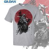 Diskon Produk Gildan Custom Tshirt Mandalorian Samurai