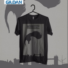 Beli Gildan Custom Tshirt Morrissey London Kredit