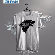 Jual Gildan Custom Tshirt Stark Sigil Branded Original