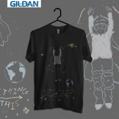 Promo Gildan Custom Tshirt The Chainsmokers Coldplay Super Hero Akhir Tahun