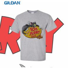 Harga Gildan Custom Tshirt Tom And Jerry Tales Paling Murah