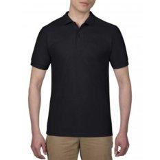 Toko Gildan Polo Sport Shirt 73800 Original Black Gildan