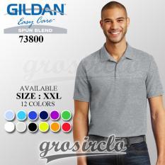 Gildan Polo Sport Shirt Polos Original Grosiran Murah Jakarta 2XL