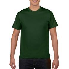 Jual Gildan Premium Cotton 76000 Kaos Polos Original Forest Green Murah Di Jawa Barat