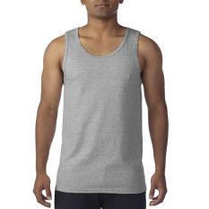 Gildan Premium Cotton 76200 Tank Top - Kaos Dalam Pria