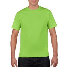 Gildan Softstyle 63000 Kaos Polos Original [Lime]