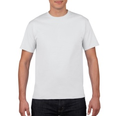 Cuci Gudang Gildan Softstyle 63000 Kaos Polos Original White