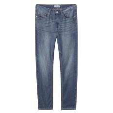 Giordano Celana Panjang Koboi Jeans Katun Musim Panas Bagian Tipis (83 Light Blue)