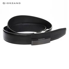 Jual Giordano Pria Kulit Auto Buckle Belt 95132522 Hitam Internasional Giordano
