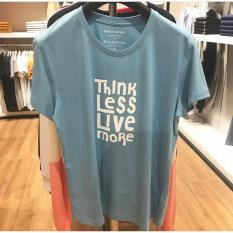 Giordano Think Less Live More T-Shirt