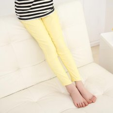 Girl Pakaian Anak-anak Anak-anak Pant Cotton Bottoming Celana-Intl
