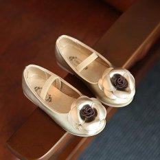 Toko Girls Fashion Camellia Putri Sepatu Emas Intl Oem