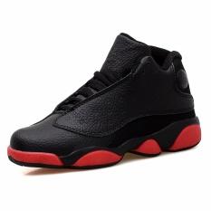 Girls High Top Basketball Sepatu Anak Sneaker Olahraga Sepatu-Intl