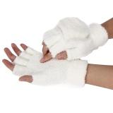 Harga Gadis Wanita Ladies Tangan Pergelangan Tangan Hangat Musim Dingin Sarung Tangan Sarung Tangan Bg Intl Baru