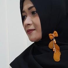 Gita Sukma Brooch Bros Juntai Dagu Hijab - Desain C