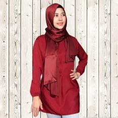 Gita Sukma Fashion Syifa Tunik - Maroon