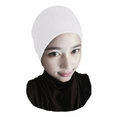 Gita Sukma Hijab Ciput Arab - Putih
