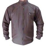 Spesifikasi Global Jaket Kulit Pria Style Cokelat Tua Lengkap Dengan Harga
