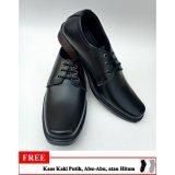 Toko Globy Sepatu Pantofel Hitam Tali Pria Sepatu Formal Pria Terlengkap