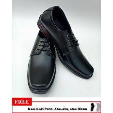 Jual Globy Sepatu Pantofel Hitam Tali Pria Sepatu Formal Pria
