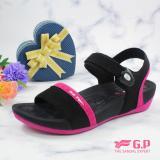 Toko Gold Pigeon Sepatu Sandal Wanita For Her Sophie Fuchsia G8690W 15 Termurah Jawa Timur