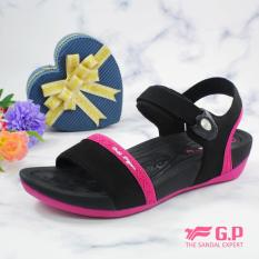 Gold Pigeon Sepatu Sandal Wanita For Her Sophie Fuchsia G8690W 15 Terbaru