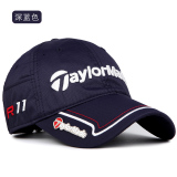 Harga Hemat Golf Topi Model Biasa Korea Fashion Style Pria Topi Olahraga Luar Rumah Ay Shishang Model Biru Tua