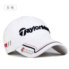 Golf Topi Model Biasa Korea Fashion Style Pria Topi Olahraga Luar Rumah Ay Shishang Model Putih Oem Diskon