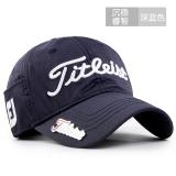 Jual Golf Topi Model Biasa Korea Fashion Style Pria Topi Olahraga Luar Rumah Ji Biru Gelap Klasik Oem Original