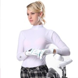 Spesifikasi Golf Tabir Surya Uv Womens Ice Tshirts Musim Panas Outdoor Sport Pakaian Primer Shirt Underwear Pakaian Lengan Panjang Pakaian Golf Putih Intl Pgm