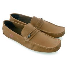Daftar Harga Golfer Man Mocasin Shoes Gf 4108 Color Tan Golfer