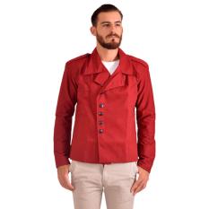 Goog On - Jas Pria Red Color Style K22 - Merah