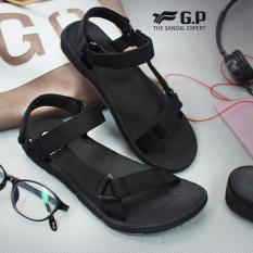 Toko Gp Gold Pigeon Sandal Wanita Tissage Black G7642W 10 Murah Di Jawa Timur