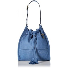 GPL/ Fossil Claire Drawstring, Cornflower/ship from USA - intl