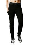Harga Gracefulvara Trendi Pria Gym Sports Pants Celana Harem Pensil Skinny Untuk Pesta Kasual Hitam Terbaik
