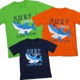 Beli Gran Exito Baju Kaos Oblong Tee Anak Surf Sand Orange Online Dki Jakarta