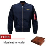 Review Toko Jaket Bomber Grandwish Model Pilot Ukuran M 6Xl Navy