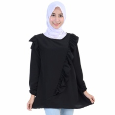Grateful Blouse Paris Hitam Grateful Diskon 50
