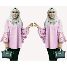 Grateful  Fashion Blouse Rayna Top - DustyPink - Best Seller