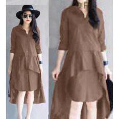 Toko Grateful Fashion Dress Cristal Milo Best Seller Di Dki Jakarta