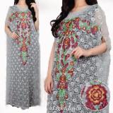Grateful Fashion Kaftan Mila 1 Light Green Best Seller Murah