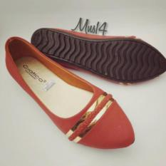 Gratica AW68 bata Sepatu Wanita Flat Flatshoes