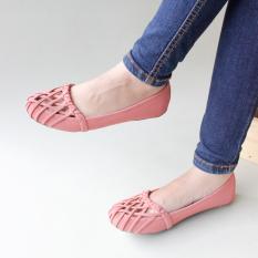 Harga Pluvia Gratica Sepatu Flat Shoes Slip On Wanita 074Dd Salem Terbaik