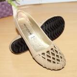 Review Gratica Flatshoes Flat Shoes 074Dd Cream Gratica Di Jawa Barat