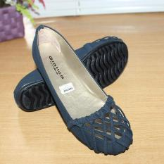 Beli Gratica Flatshoes Flat Shoes 074Dd Navy Online Terpercaya