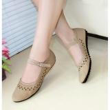 Spesifikasi Gratica Flatshoes Flat Shoes Aw 65 Cream Murah Berkualitas