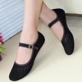 Gratica Flatshoes Flat Shoes Aw 65 Hitam Gratica Diskon 50