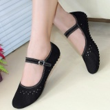 Beli Gratica Flatshoes Flat Shoes Aw 65 Hitam Di Jawa Barat